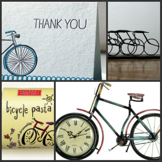 cute cycling / bike related gifts!