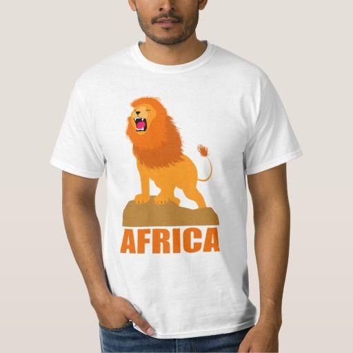 AFRICA (LION) T-SHIRT
