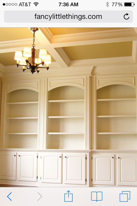 New obsession with built ins