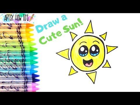 Cool Pics To Draw For Kids