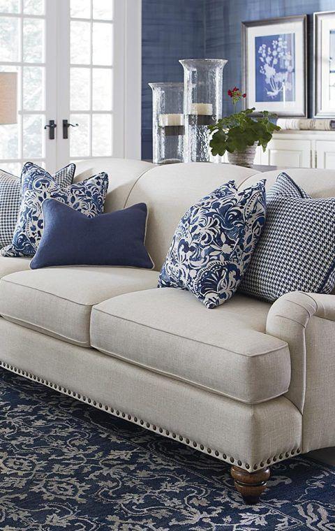 Curtain Living Room Blue Living Room Decor Hamptons Style Living Room Blue Living Room