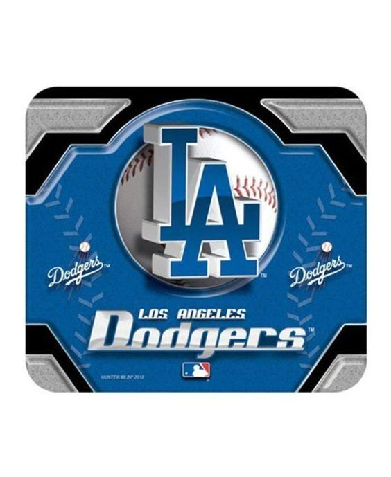 Hunter Manufacturing Los Angeles Dodgers Mousepad