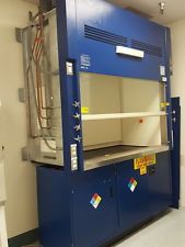6-Foot Fume Hood with Flammable cabinet base unit