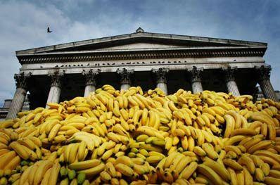 20,000 Bananas - London
