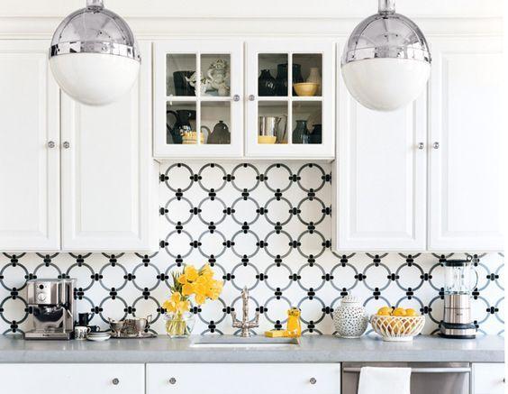 Znalezione Obrazy Dla Zapytania W Kuchni Zamiast Plytek Kitchen Backsplash Trends Kitchen Remodel Kitchen Decor
