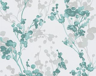 """Frühlingserwachen - Kollektion """"Little Forest"""" von A.S. Création   http://www.as-creation.de/tapeten/neuheiten/little-forest.html"""