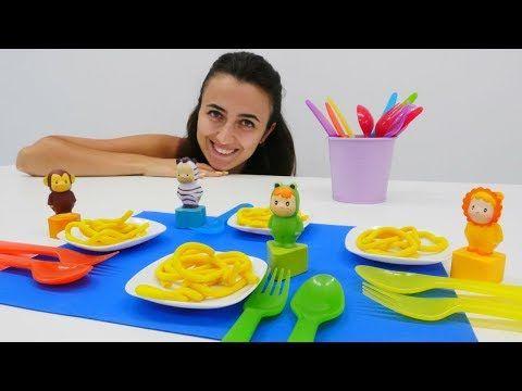 Yemek Yapma Oyunu Sevimli Dostlarla Mutfak Oyunlari Videolu Tarif Trending