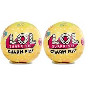 LOL Surprise Ball Charm Fizz Little Outrageous Littles Series 2 NEW