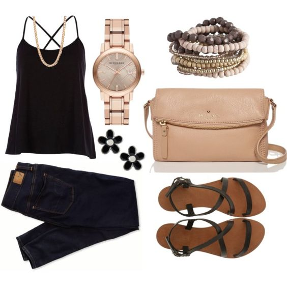 """casual"" by madisondieffenbach on Polyvore"