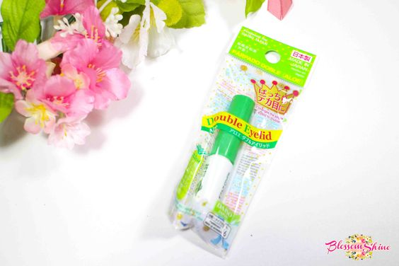 Aloe Double Eyelid - Daiso Beauty