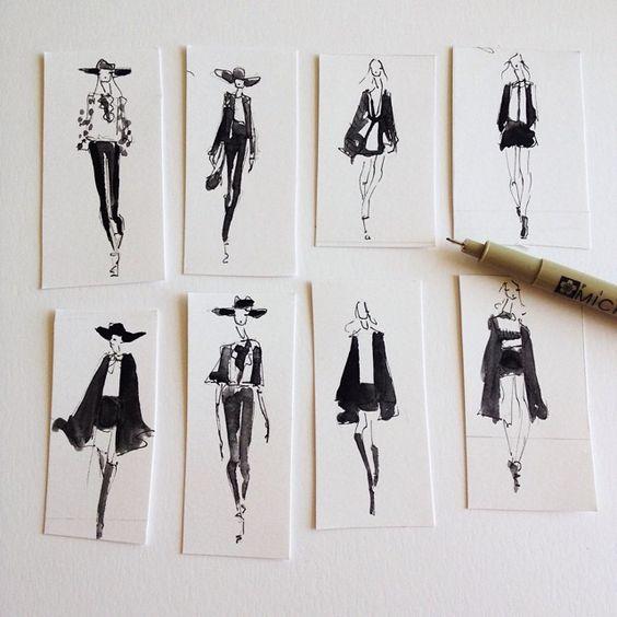 Best Pens For Fashion Illustration