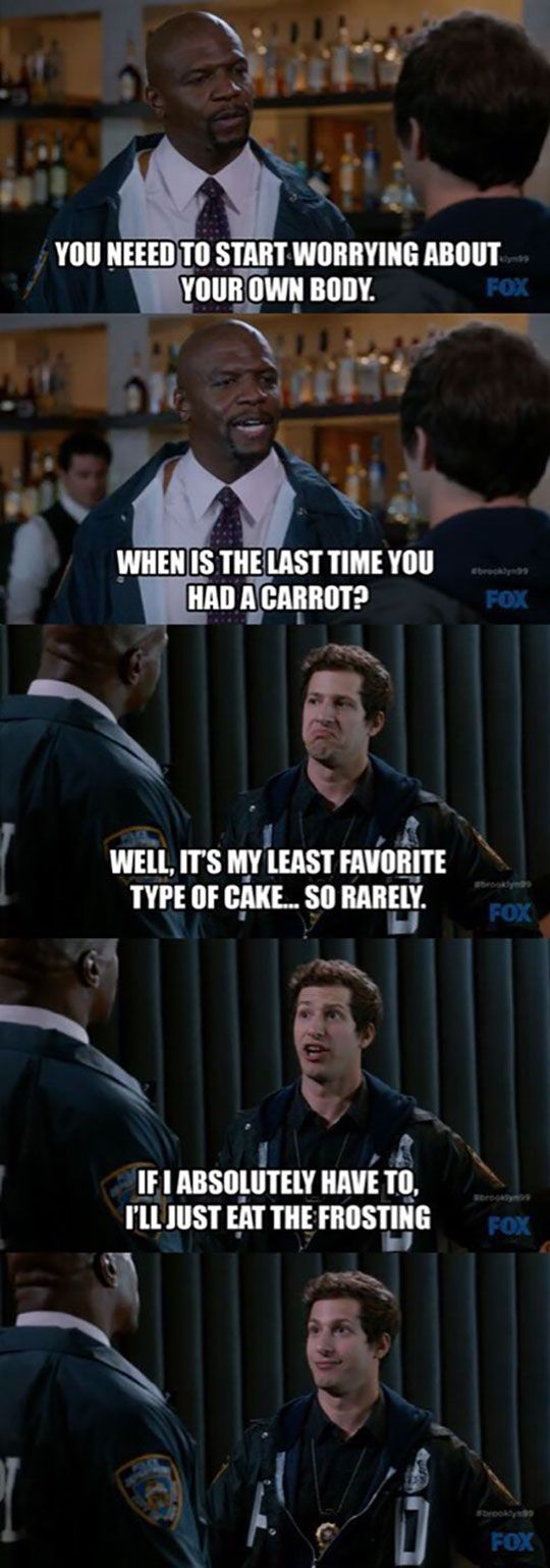 Haha! - this show is hilarious!