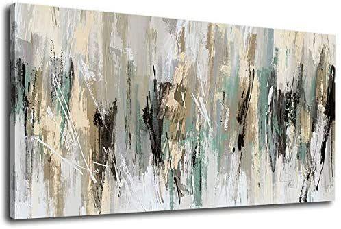 Amazon Com Abstract Wall Art Grey Canvas Art Modern Canvas Pictures Contemporary Canvas Artwork For Bedroo Grey Canvas Art Bedroom Artwork Contemporary Canvas