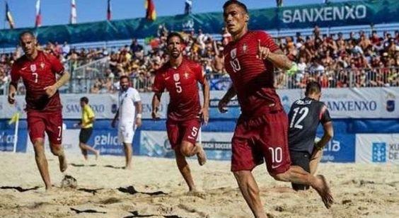 Apuramento da Liga Europeia: Portugal vence Grécia e assume o 2º lugar do Grupo 2