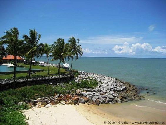 Damai Puri Resort on Borneo, near Kuching
