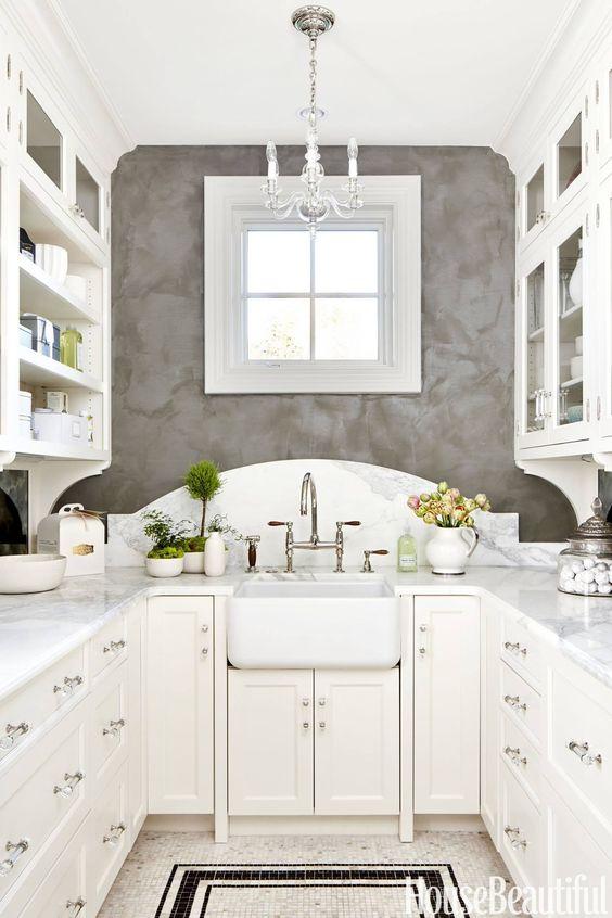 Classic small kitchen