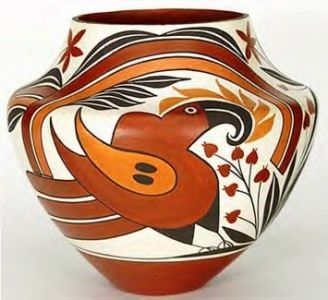 native american pottery images | Native American-Pottery Styles ...