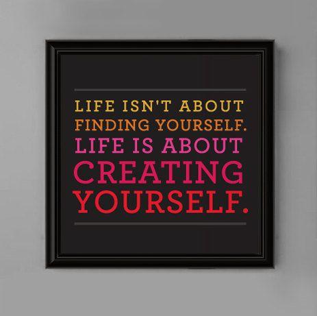 Create Yourself !