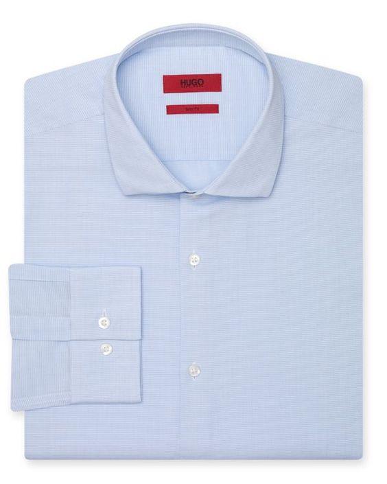 Hugo Easton X Dress Shirt - Slim Fit