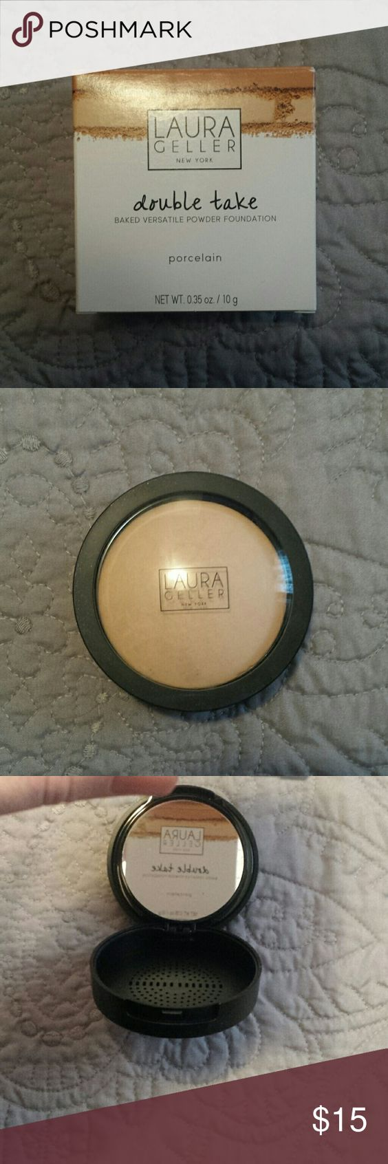 Double Take Baked Versatile Powder Foundation by Laura Geller #18