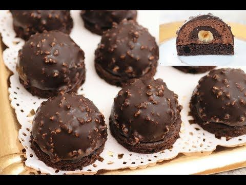 جديد كاطو الفيريرو روشيه بمذاق رااائع لعشاق الشوكولا موقع يالالة Yalalla Com عالم المرأة بعيون مغربية Truffle Cookies Desserts Baking
