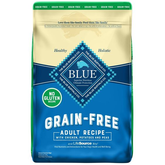 5 Off Blue Buffalo Dog Food Dog Food Recipes Brown Rice