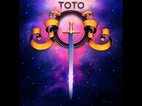 From 1978 and the group Toto with one of today's b'day celebrants, Simon Phillips on drums - here's 'Hold The Line.'