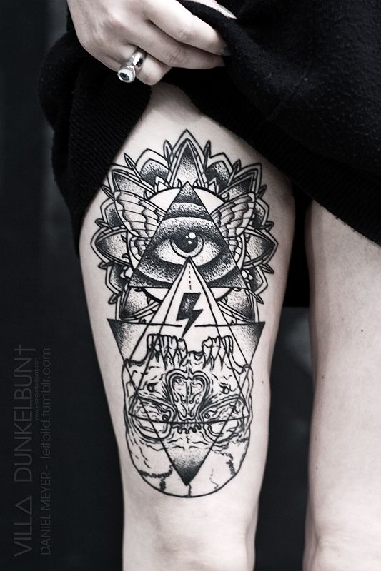 #Tatto #Pirâmide >><<