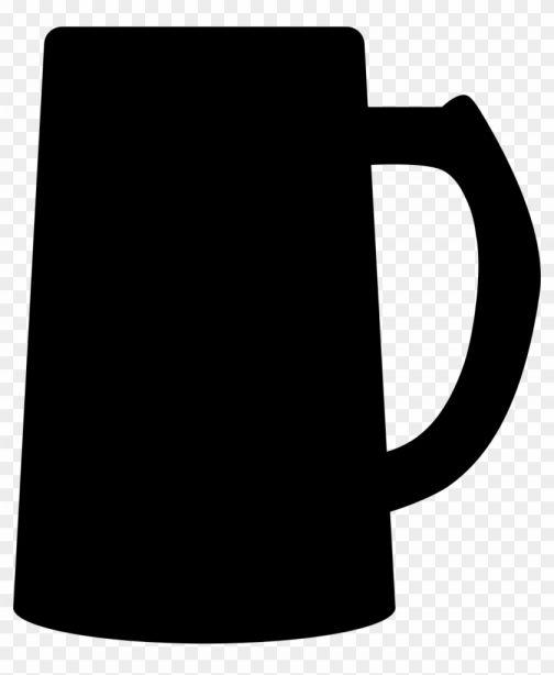 10 Beer Mug Silhouette Png Beer Mug Clip Art Beautiful Beer Silhouette Png