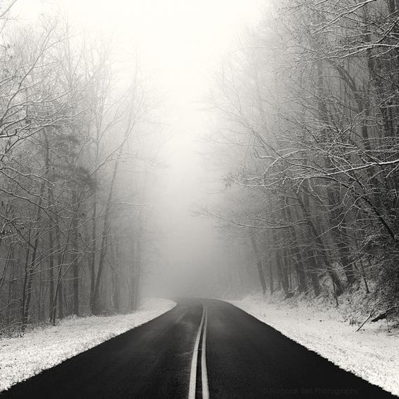 winter photography snow winter landscape by NicholasBellPhoto: