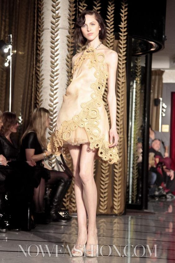 Dany Atrache Couture Spring/Summer 2012.