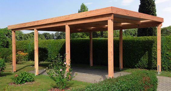 Carport 410 X 600 Cm Larche Pergola Design Garagen Pergola Carport
