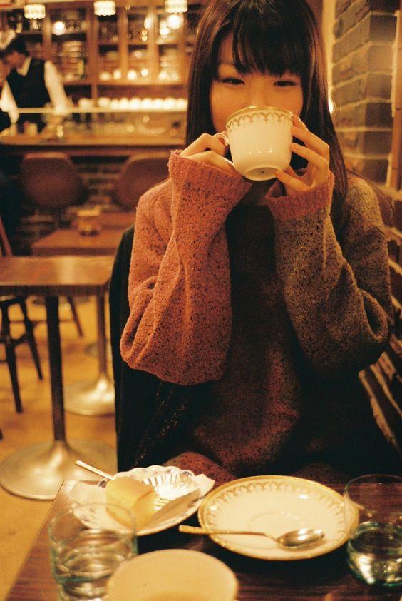 福田麻由子のコーヒーカップ