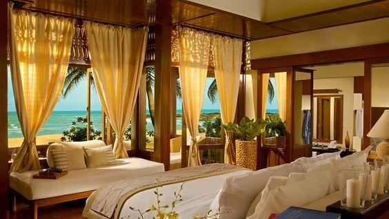 Tanjong Jara Resort, Malaysia: Interior Design, Tropical Master Bedroom, Beach House,  Eating Place,  Eating House, Favorite Places, Bedroom Design, Master Bedrooms