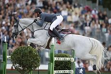 Paris 2014 Gallery - LONGINES GLOBAL CHAMPIONS TOUR - Kevin Staut and Silvana #showjumping