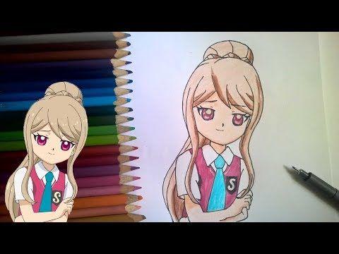 تعلم كيفية رسم الأنمي Youtube Zelda Characters Character Female Sketch