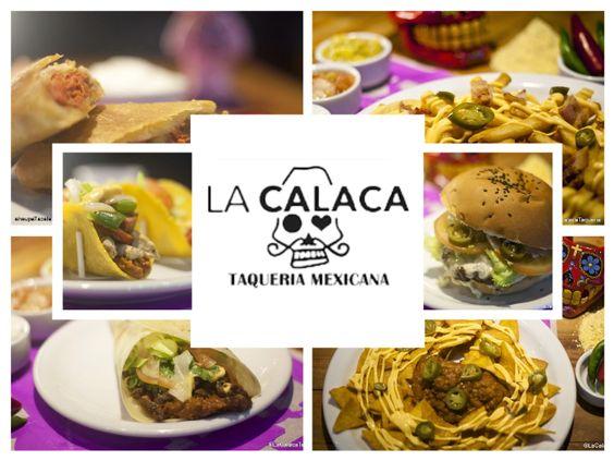 Amanhã a gente volta! Vehna a disfrutar nossos #Tacos, #Chimichangas #Nachos, #Burritos e mais #LaCalacaTaqueria #unpedacitodeMexico #ComidaTexMex #MogidasCruzes