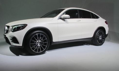 Mercedes Benz Glc Coupe 2020 Revealed Its Looks Latest