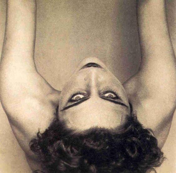 Nahui Ollin by Edward Weston. 1920