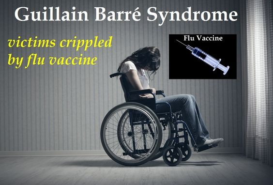 Statistics released in March, 2014 by the U.S. Department of Health and Human Services revealed that the flu vaccine remains the top vaccine causing injuries which are being compensated through vaccine court, and that Guillain-Barré Syndrome, a crippling disease, remains the top injury being awarded compensation due to the seasonal flu vaccine.  Most people do not realize that flu vaccine inserts clearly list Guillain-Barré Syndrome as a known side effect. Guillain-Barré Syndrome occurs when…