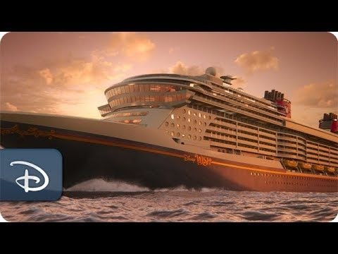 First Look At The Next Disney Cruise Line Ship Disney Cruise Line Disney Ships Disney Cruise