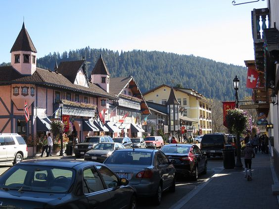 Oktoberfest in Leavenworth
