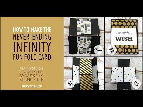 Free Pdf Https Bit Ly 2zq7k0l How To Make Infinity Never Ending Fun Fold Cards It S The Card That Keeps Go Fun Fold Cards Infinity Card Never Ending Card
