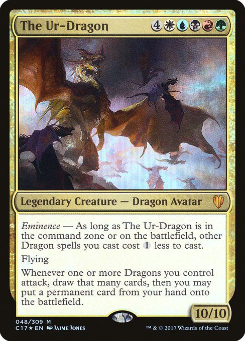Legendary Creatures Cards Magic 10 MTG Commanders The Gathering Collection