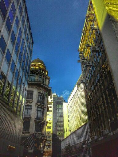 Rua Álvares Penteado em São Paulo, SP