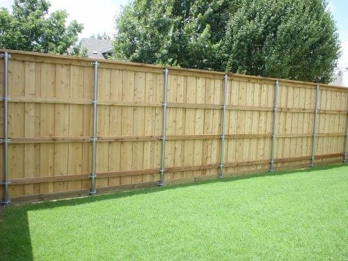 Fencing ideas 300x225 bamboo fencing rolls lowes for How to build a cheap fence