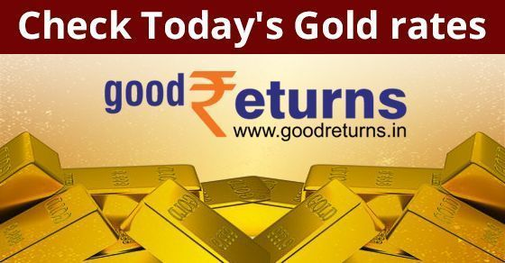 Today Gold Reat Goldratetoday Goldrateindia Gold Price In India Gold Rate Today Gold Rate