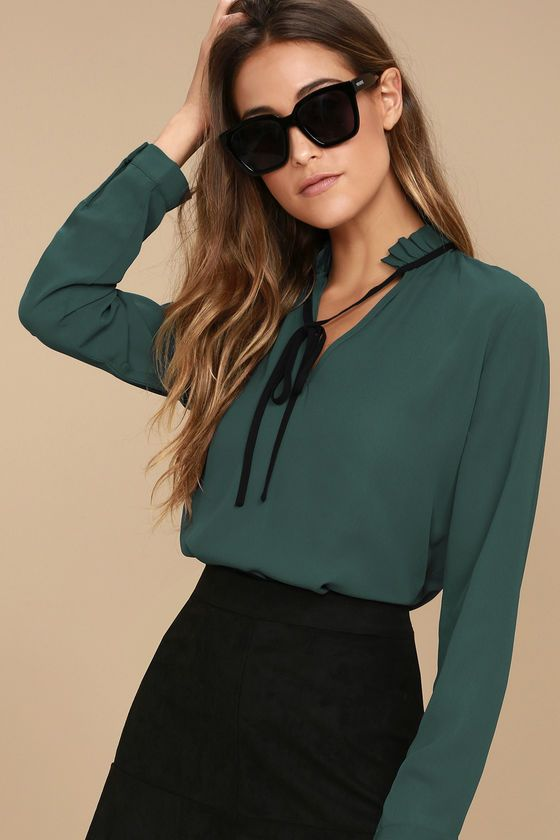 Fresh Colorful Blouses
