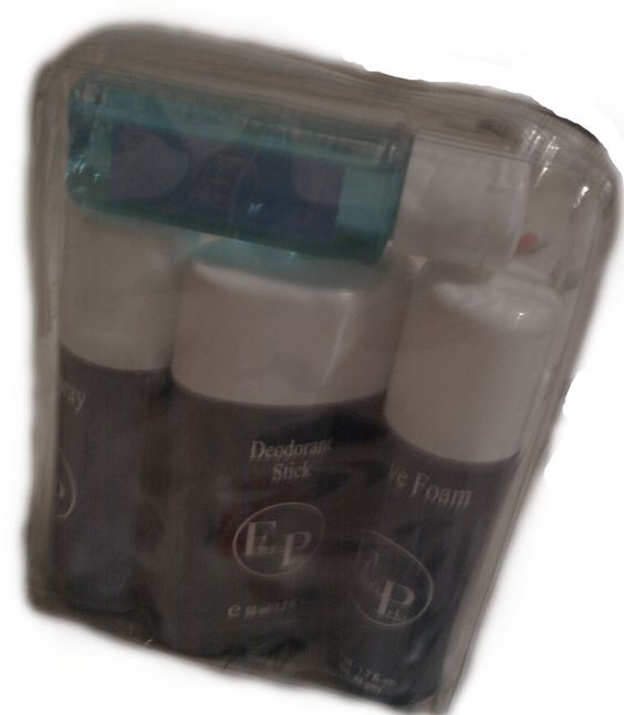 Editors Pick Deodorant Stick Shave Foam Body Spray Shower Gel Pack