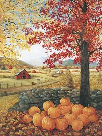 Autumn cgi and shops on pinterest for Glynda turley painting